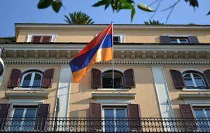 Armenian Embassy Italy