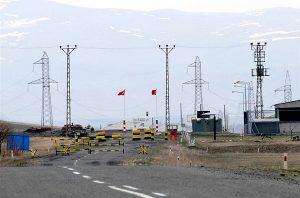 Armenia-Turkey border