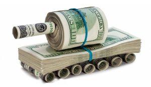 Azerbaijan military spending