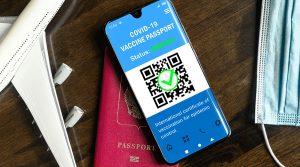 Covid-19 G20 vaccination passport
