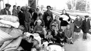Crimean tatars deportation