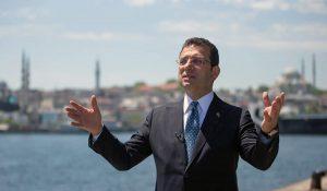 Istanbul mayor Ekrem Imamoglu