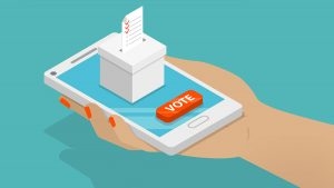 election online