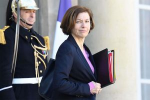 Florence Parly French Defence Minister