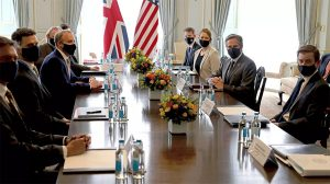 g7 foreign ministers London