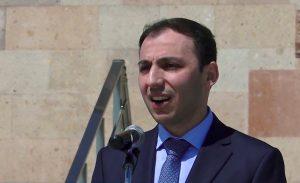Gegham Stepanyan Artsakh Human Rights Defender