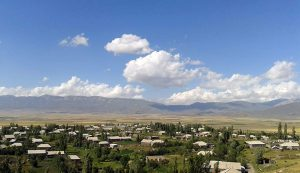 Geghamasar village Armenia