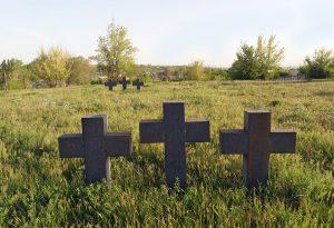 Gyumri POW cemetery