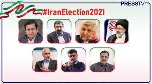 Iran presidential election 2021