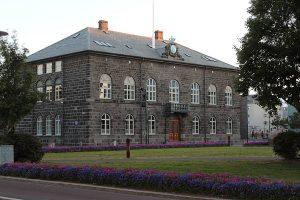 Island parliament Althing