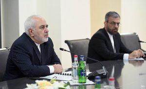 Mohammad Javad Zarif in Yerevan