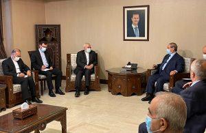 J. Zarif in Syria