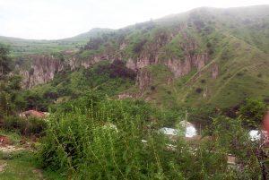 Khoznavar village