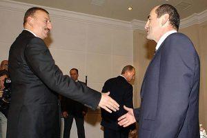 Robert Kocharyan & Ilham Aliev