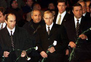Robert Kocharyan & Vladimir Putin