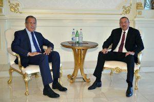 Lavrov & Aliyev