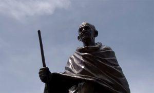 Gandi memorial in Yerevan