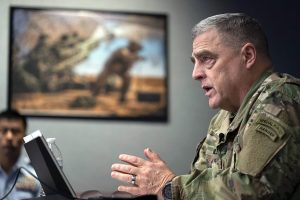 Army Gen. Mark A. Milley