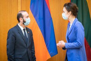Ararat Mirzoyan & Viktorija Čmilytė-Nielsen