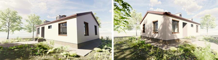 Nrnadzor new house