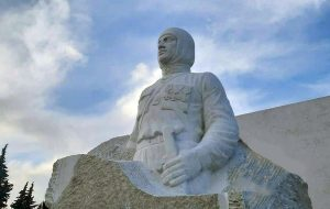 monument Nzhdeh Artsakh