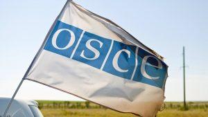 OSCE flag
