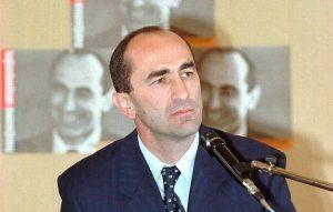 Robert Kocharyan Ex-president Armenia