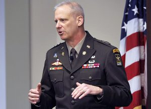 Scott Berrier Director Defense Intelligence Agency