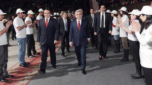 Serzh Sargsyan & Arthur Baghdasaryan