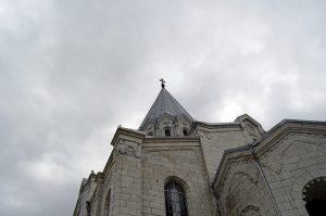 Shushi Ghazanchetsots Cathedral