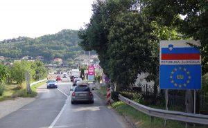 Slovenia border EU