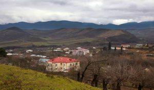 Sos village Artsakh