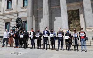 "Spain ""Freedom to Armenian prisoners of war"""