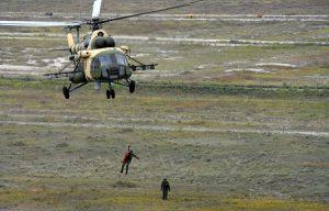 Turkey military training