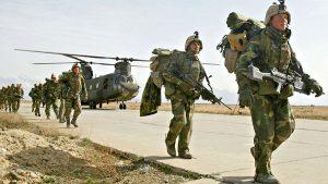 withdrawal of US troops from Afghanistan