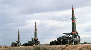 US ballistic missiles