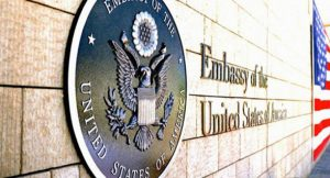 US Embassy in Baku
