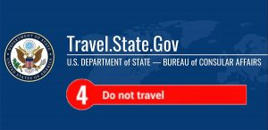 US travel State Gov