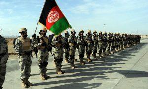 Afghanistan troops