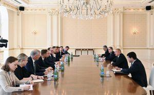Aliev EU ministers