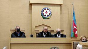 Baku court