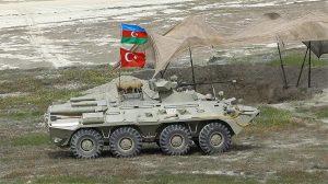 military training Nakhijevan