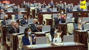 Azerbaijan parliament