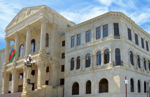 Baku prosecutor's