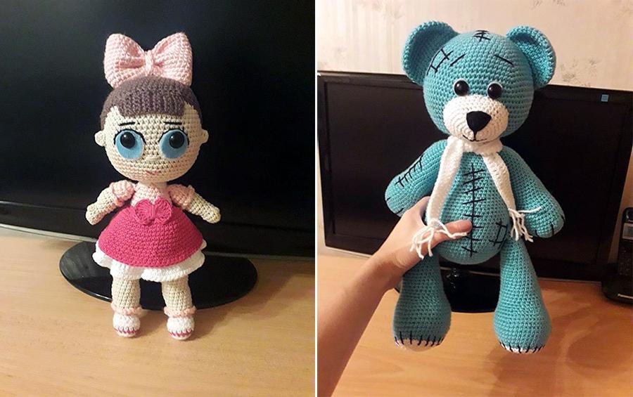 Elina Grigoryan toys