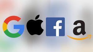 Google, Amazon, Facebook