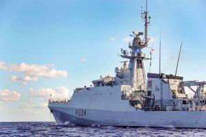 HMS Trent Navy