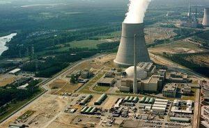 Nuclear Power Plant Iran