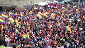 Istanbul LGBT Pride parade