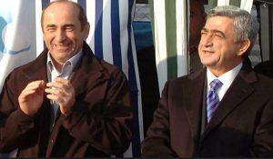 R. Kocharyan & S. Sargsyan
